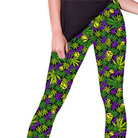 Happy Leaf Leggings