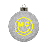 MC Holiday Ornament
