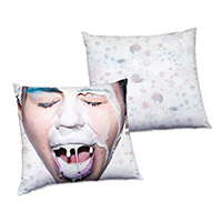 Milk Splash Pillow
