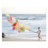 Limited Edition Malibu Balloons Poster