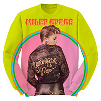 ALBUM ART SWEATSHIRT