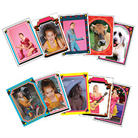 COLLECTIBLE TRADING CARDS (LIMITED EDITION)