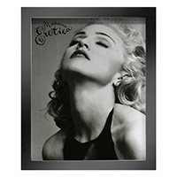 Erotica framed photo
