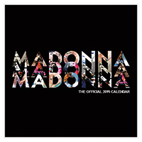 Madonna 2019 16-month calendar