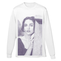 Like A Prayer 30th Anniversary photo long sleeve tee