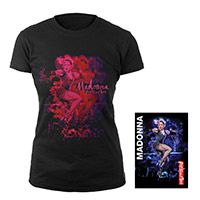 Rebel Heart DVD/CD & Ladies Tee
