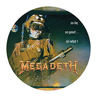 So Far, So Good, So What Picture Disc Vinyl