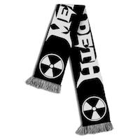 Megadeth Knit Scarf
