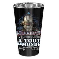 A Tout Le Monde Metallic Pint