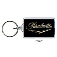 Thrashville Keychain