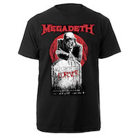Megadeth Forever Tee