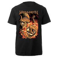 Megadeth 35 Years Tee