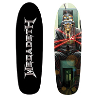 Vic Electric Chair Skate Deck