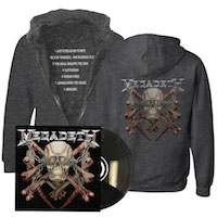 Killing Is My Business... The Final Kill Signed LP Bundle