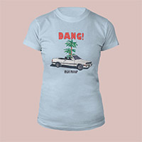 DANG! WOMENS CREW T-SHIRT