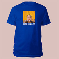 Mac Miller Stretched Lips Tee