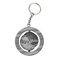 TMS Spinner Keychain