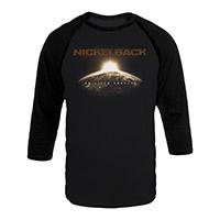 Nickelback No Fixed Address Raglan Shirt