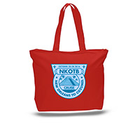 Cruise 2016 Zippered Tote Bag