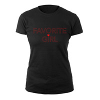 Favorite Girl Ladies Tee