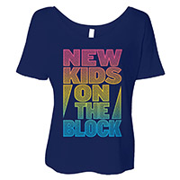 NKOTB Ladies Dolman
