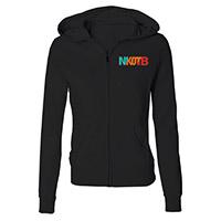 NKOTB Logo Zip Hoodie