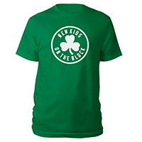 New Kids On The Block Shamrock Tee