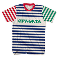 OFWGKTA COLORBLOCK TEE