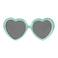 OF MINT HEART SUNGLASSES