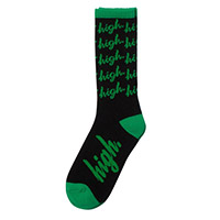 OF HIGH DOMO SOCKS BLACK