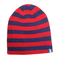 FEELGOOD BEANIE RED/NAVY