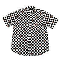DONUT O CHECKERED SHIRT