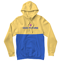 ODD FUTURE COLOR BLOCK HOODIE