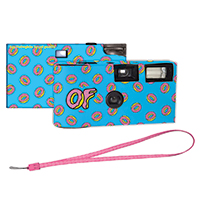 52ce9da4b93b OF LOGO DONUTS DISPOSABLE CAMERA