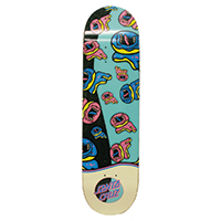 OF x SC Screaming Donut deck 8.25""