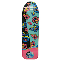 OF x SC Screaming Donut deck 9.35""