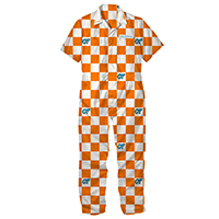 Checkered Coveralls