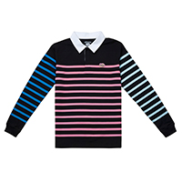RUGBY STRIPED LONG SLEEVE