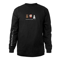 OneRepublic Long Sleeve Holiday T-Shirt
