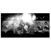 Paul McCartney Stage Wave Lithograph