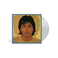 McCARTNEY II - Limited Edition Clear LP