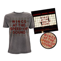 Wings At The Speed of Sound Bundle