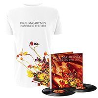 Flowers In The Dirt T-shirt & 2LP