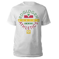 RDGLDGRN Reston Athletics Tee