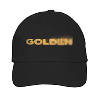 Romeo Santos Golden Hat