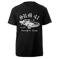 El Camino Casualty of Society Tee