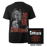 30th Anniversary Itinerary Tee