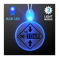 DE-TOUR Glow LED Necklace