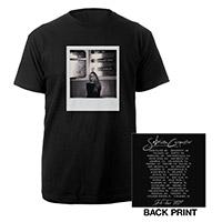 Polaroid Black Tour Tee