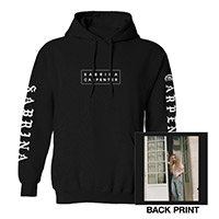 Sabrina Carpenter Pull Over Hoodie